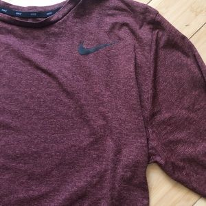 Other - Nike long sleeve dry fit
